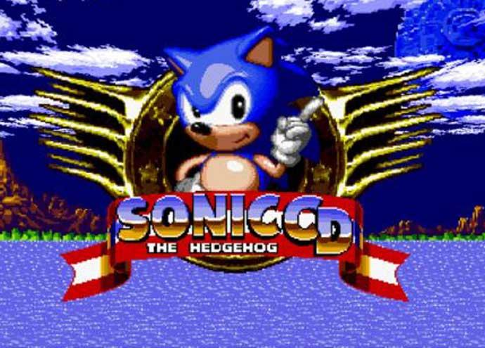 Sonic CD (SEGA)