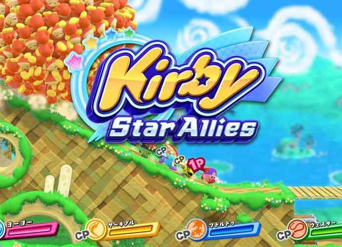 Kirby Super Star Allies