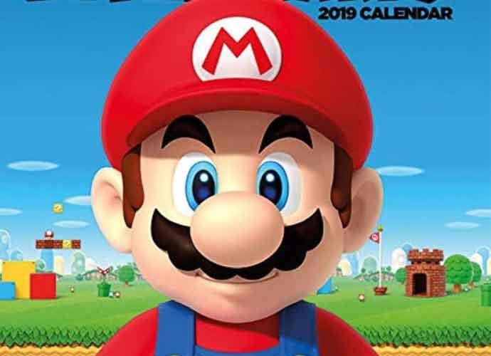 Super Mario Nintendo Calendar