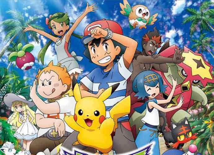 Ash in Pokémon Sun & Moon