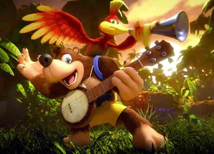 Banjo-Kazooie join Super Smash Bros. Ultimate