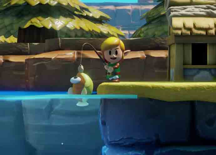The Legend of Zelda: Link's Awakening for the Switch