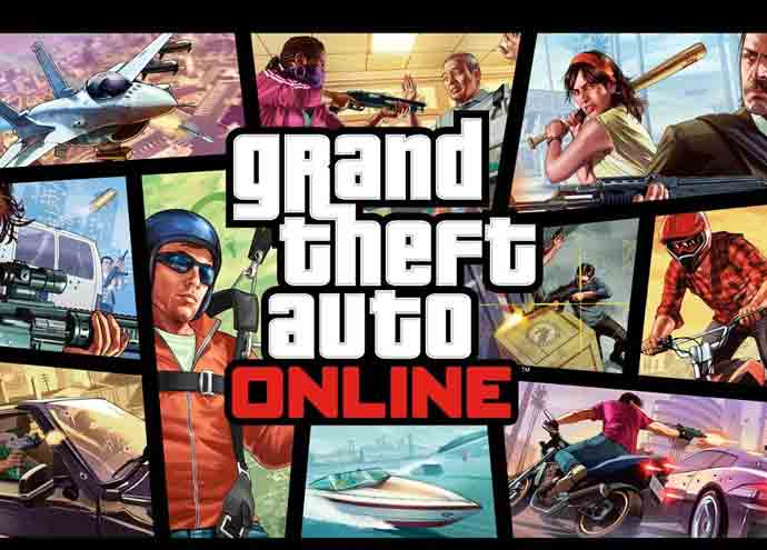 Grand Theft Auto Online (Rockstar Games)Grand Theft Auto Online
