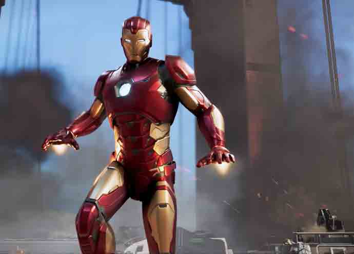 Iron Man in Square Enix's Marvel's Avengers