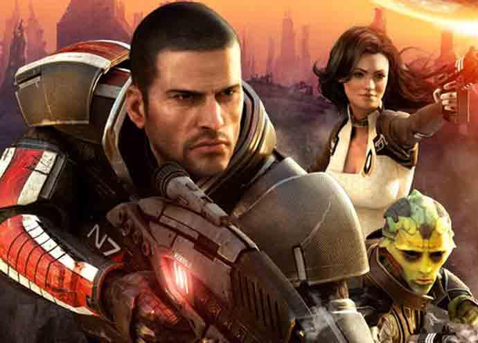 Mass Effect 2 (Image courtesy of EA)