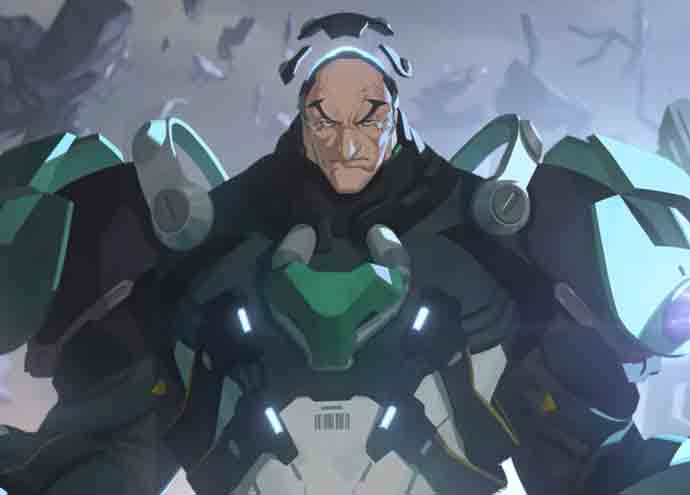 Sigma in Overwatch