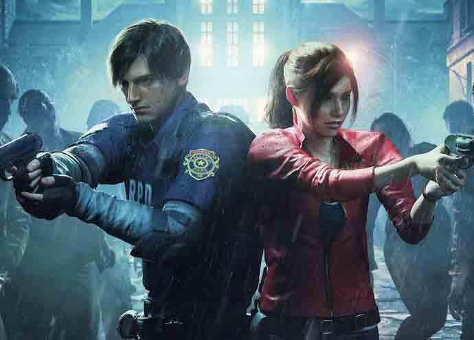 Resident Evil 2 (2019 remake)