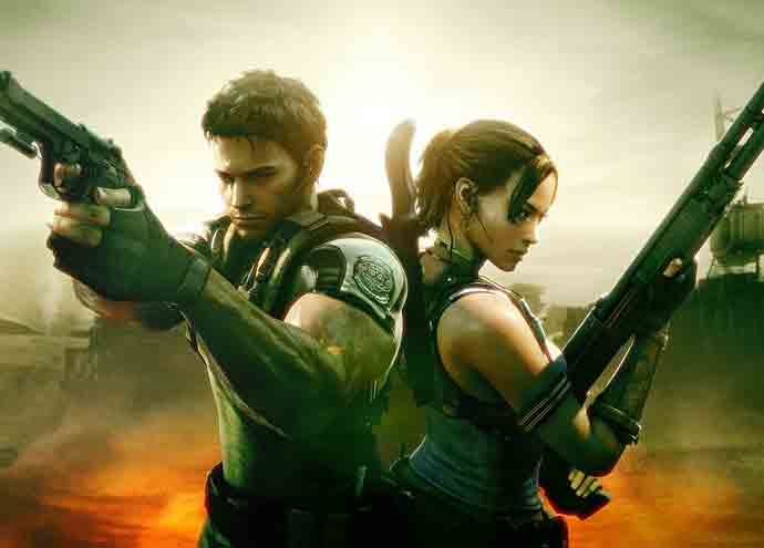 'Resident Evil 5' Retrospective: 'Heart Of Darkness' With No Heart, But With Guns