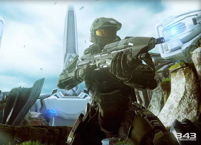 Halo and Master Chief (Microsoft)