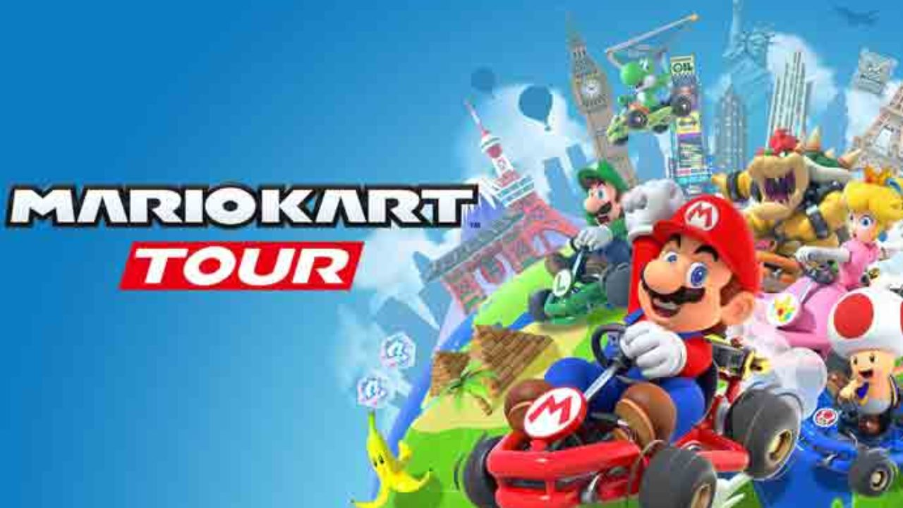 Mario Kart Tour Launches Has Setbacks Ugames