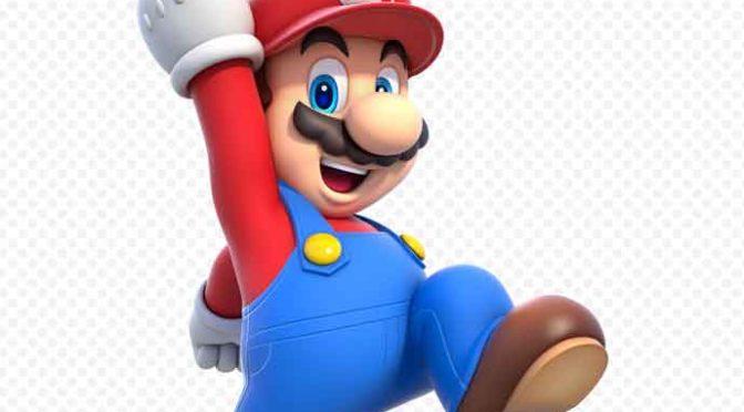 Mario in Super Mario 3D World