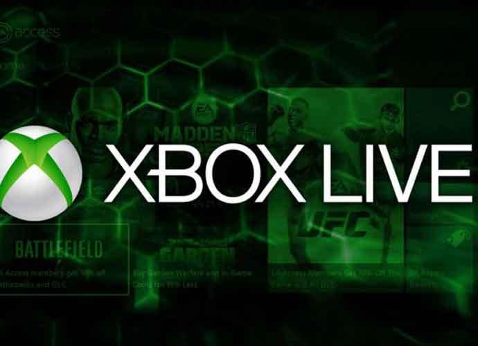 Xbox Live (Image: Xbox)