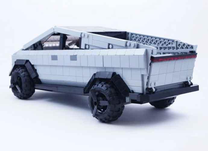 LEGO Makes 'Shatterproof' Meme About Tesla's Cybertruck