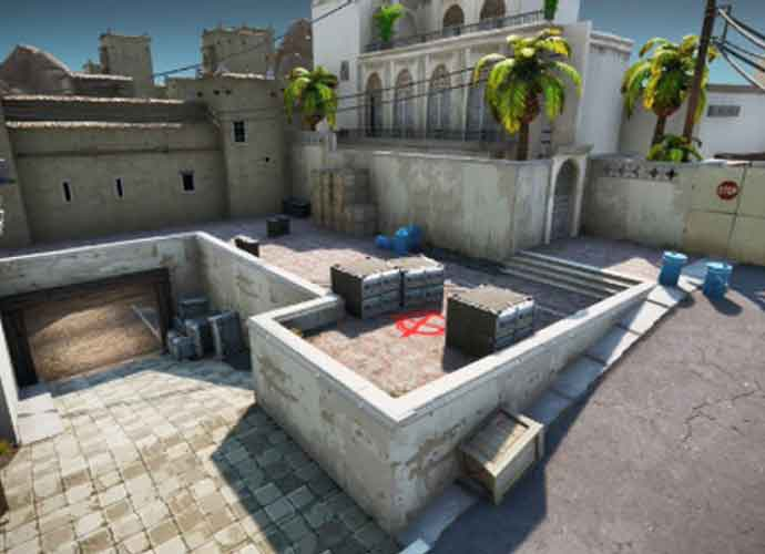 Popular Counter-Strike Map 'Dust 2' Remade In 'Fortnite'