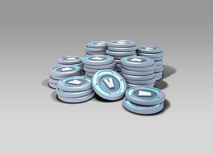 Fornite's V-Bucks