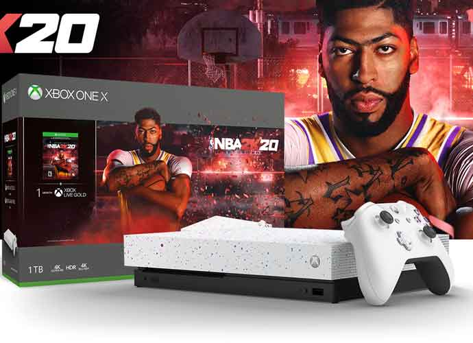 NBA 2k20 & Xbox Series X Bundle On Sale Now!
