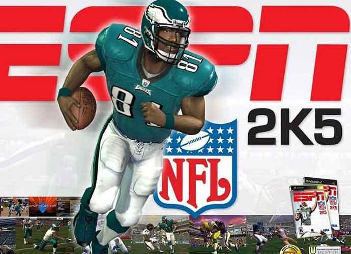 The Legend of NFL 2K5