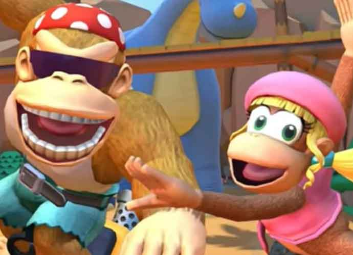 'Mario Kart Tour' Gets A 'Donkey Kong' Makeover