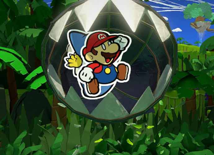 'Paper Mario: The Origami King'