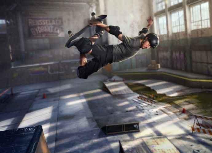'Tony Hawks Pro Skater'