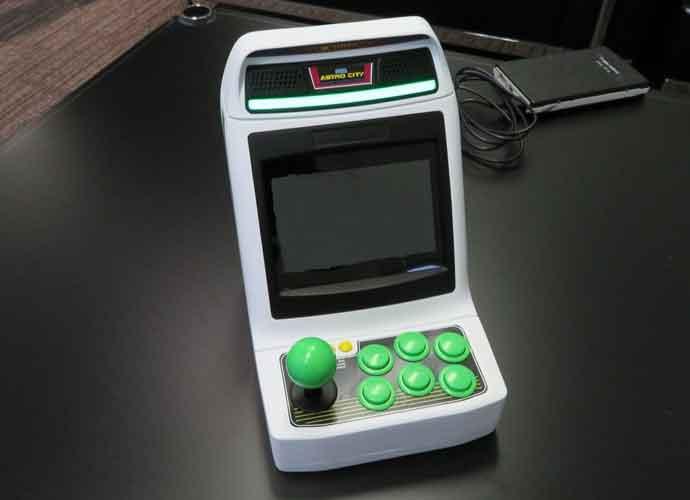 Sega Announces New Mini Astro City Arcade Console