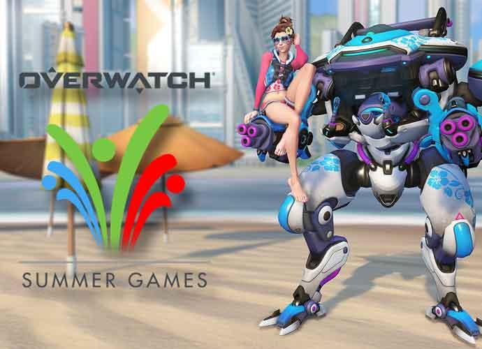 'Overwatch' summer games 2020