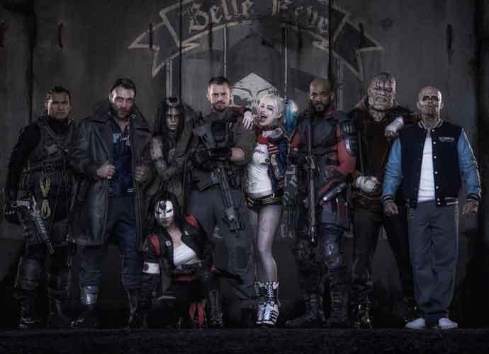'Suicide Squad' movie cast