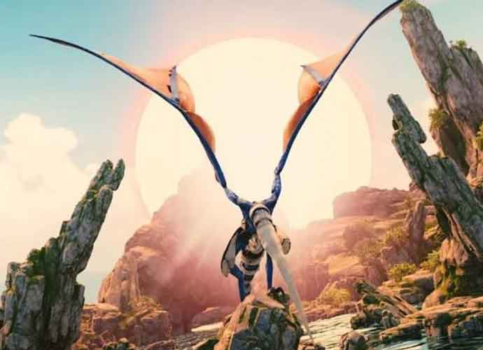 'Panzer Dragoon' remake