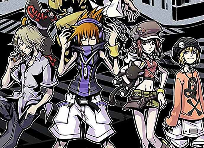 'The World Ends With You'