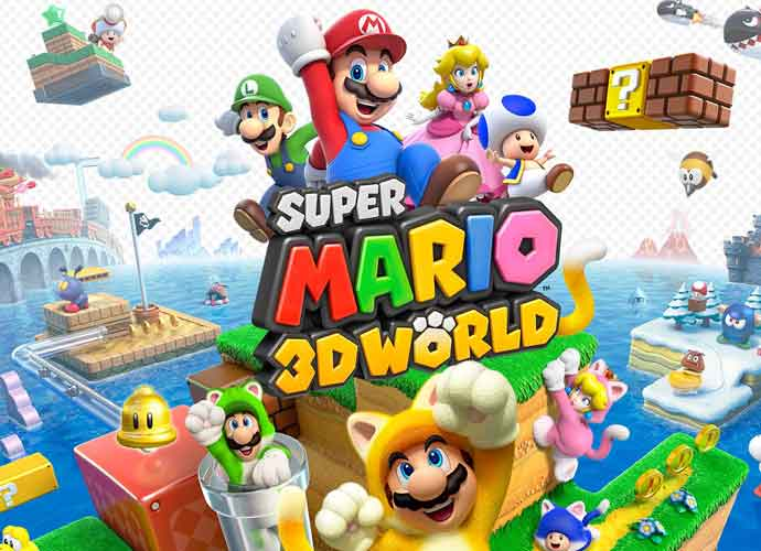 'Super Mario 3D World' (Image courtesy of Nintendo)