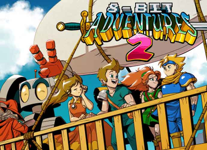 '8-Bit Adventures 2' (Image courtesy of Critical Games)