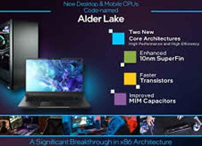 Intel's Alder Lake chip (Image: Intel)