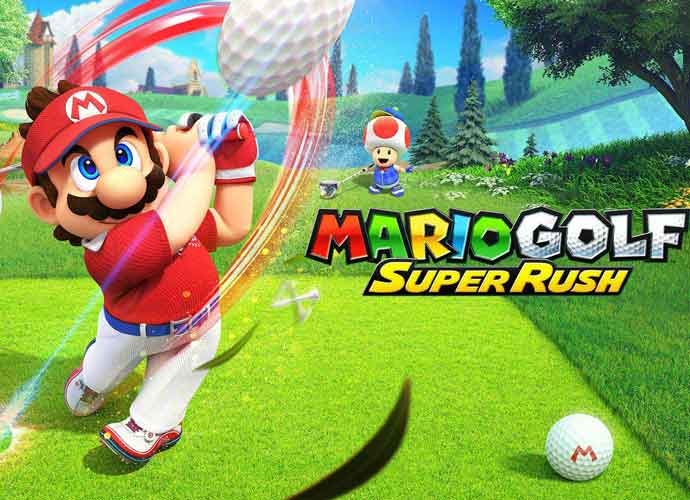 'Mario Golf: Super Rush' (Image courtesy of Nintendo)