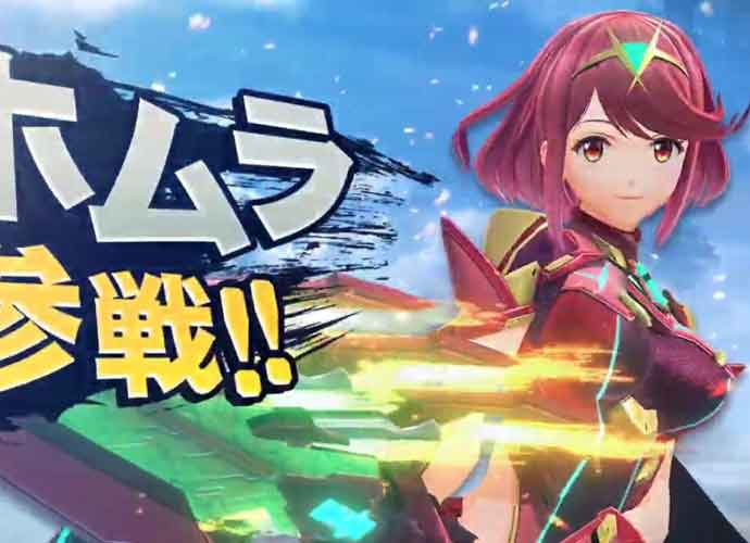 'Xenoblade Chronicles 2' Character Homura Announced For Super Smash Brothers Ultimate (Image courtesy of Nintendo)