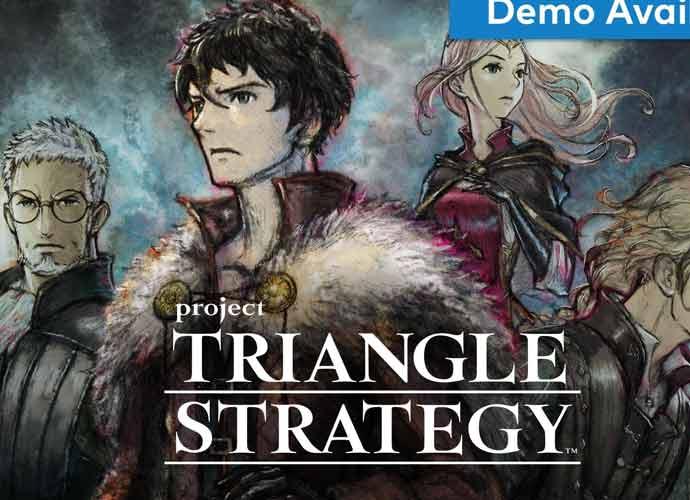 'Project Triangle Strategy' demo art (Image: Square Enix)