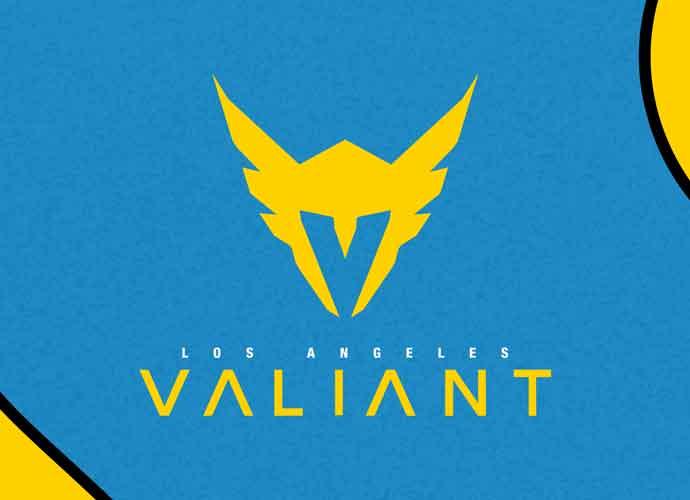 L.A. Valiant logo (Image courtesy of L.A. Valiant)