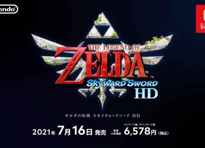 Nintendo Direct News: 'Legend of Zelda: Skyward Sword HD' Coming To Nintendo Switch (Image courtesy of Nintendo)