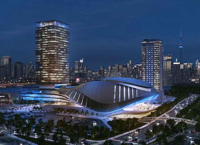 Populous' esports & concert venue-stadium in Toronto (Image: Populous)