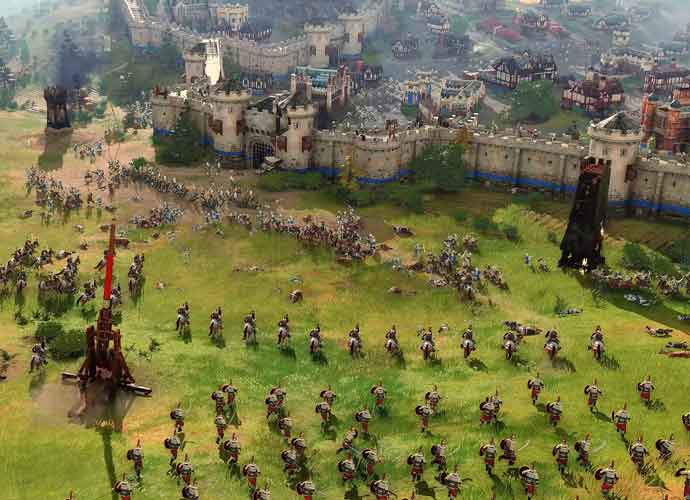 'Age Of Empires IV' Fan Preview Shows Gameplay & New Civilizations