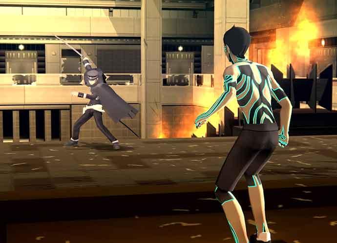Shin Megami Tensei (Photo Courtesy Of Atlus)