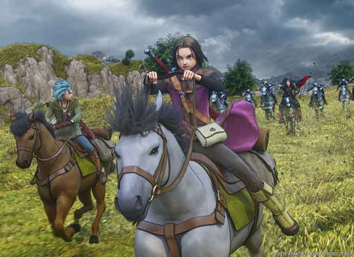 Dragon Quest (Image Courtesy Of Square Enix)