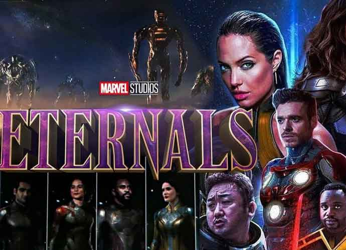 Marvel's Ambitious Phase 4 Will Feature the Brightest Cast Ever For 'Eternals'