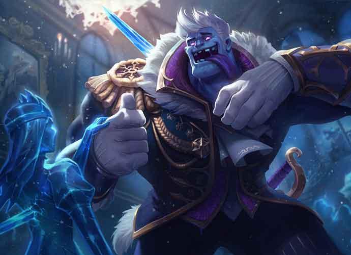 League of Legends' Dr. Mundo (Photo Courtesy of Riot Games)