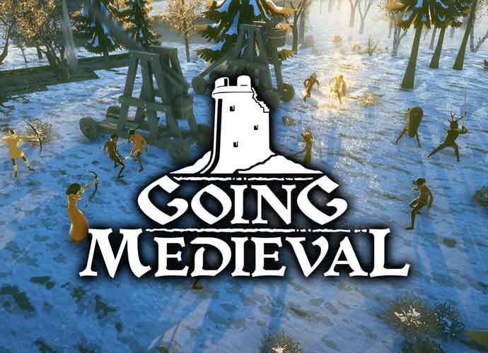 Going Medieval (Photo Courtesy Of Foxy Voxel)