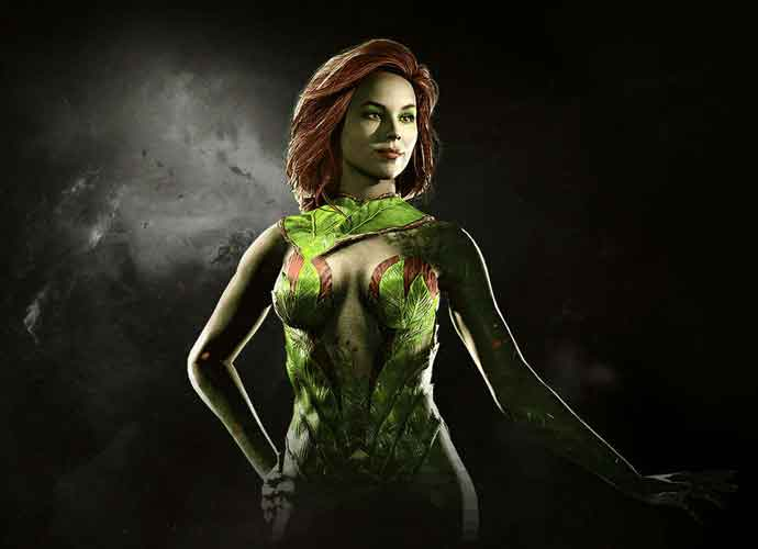 Poison Ivy From Injustice 2 Mobile (Photo Courtesy Of NetherRealm Studios)