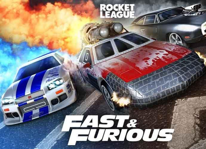 Rocket League / Fast & Furious Bundles (Photo Courtesy Of Psyonix)