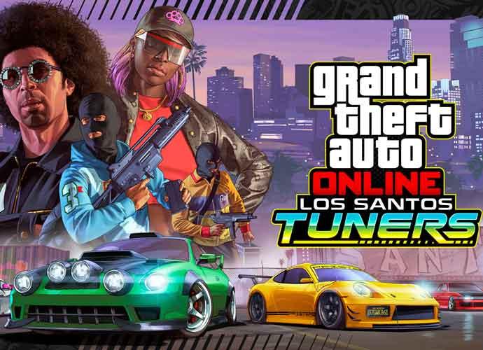 Grand Theft Auto V Los Santos Tuners (Image Courtesy Of Rockstar Games)