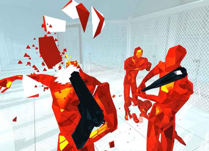 Superhot VR (Image: Superhot)