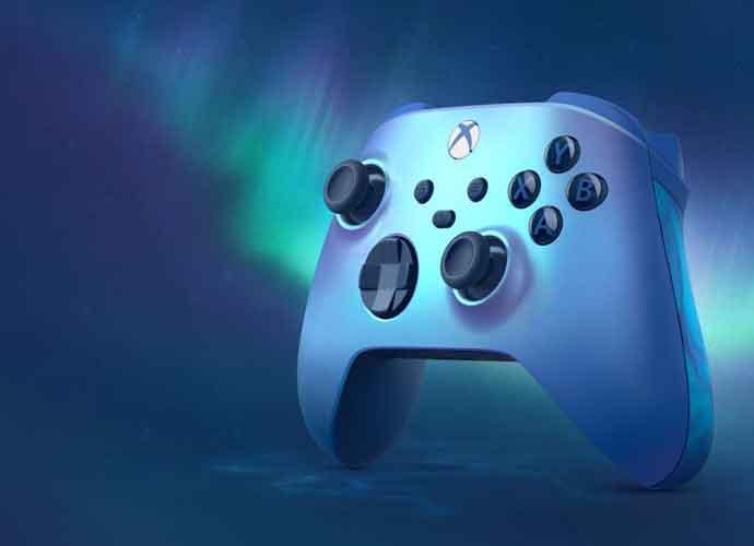 Xbox's Aqua Shift controller (Image: XBox)