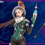 Ariana Grande Turns Into A Monster Hunter In Fortnite's Halloween Event